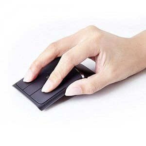 4. Lenovo N700 Wireless/Bluetooth Mouse with Laser Pointer