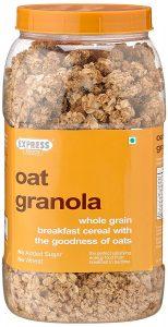 6. Express Foods Oat Granola Breakfast Cereal