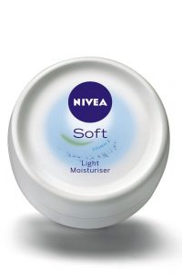 1. Nivea Soft Light Moisturising Cream