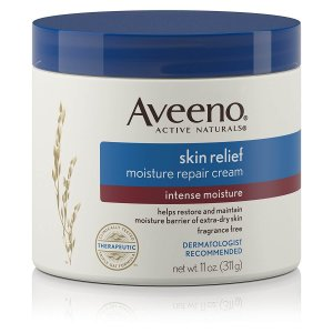 5. Aveeno Skin Relief Moisturizing Cream