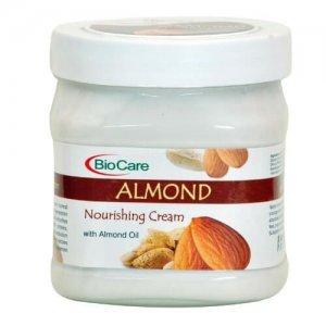 8. BioCare Almond Cream