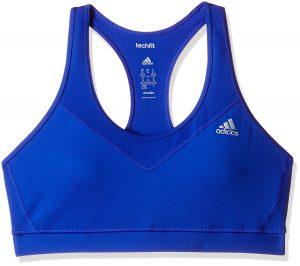 3. Adidas Techfit Seamless Sports Bra