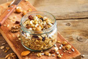 Make Your Own Granola Cereal