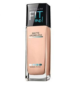 3. Maybelline New York Fit Me Foundation 115 Ivory