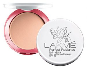 2. Lakme Perfect Radiance Compact Golden Medium 03