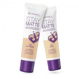 No.7Rimmel Stay Matte Liquid Mousse Foundation