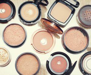 Choose a Powder type which best controls sebum secretion