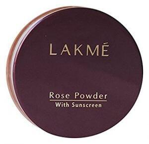 No. 10Lakme Rose Face Powder