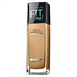 No.2Maybelline New York Fit Me Foundation