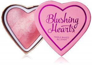 10. Makeup Revolution I Heart Makeup Triple Baked Blusher