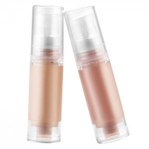 Liquid foundation is a type of foundation with little essential oil