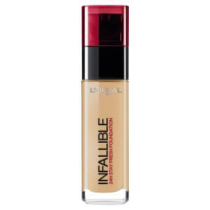 3. L'Oreal Paris Infallible 24H Foundation
