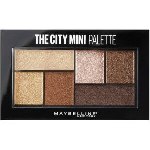 9. Maybelline New York City Mini Palette - Rooftop Bronze