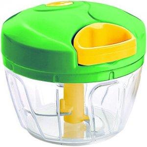 2. Prestige 3.0 Plastic Veggie Cutter, Green
