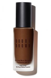 5. Bobbi Brown Skin Long-Wear Weightless Foundation