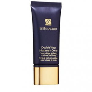 7. Double Wear Maximum Cover Camouflage Makeup Foundation