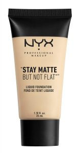 4. NYX Stay Matte but Not Flat Foundation