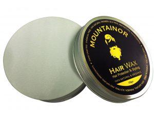 9. Mountainor Hair Wax Hair Protection & Styling