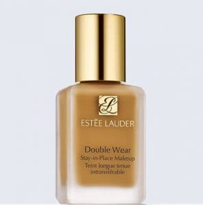 2. Estée Lauder Double Wear Stay-in-Place Makeup Foundation