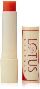 7. Lotus Herbals Lip Therapy