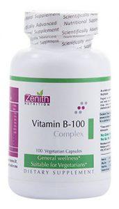 1. Zenith Vitamin B-Complex