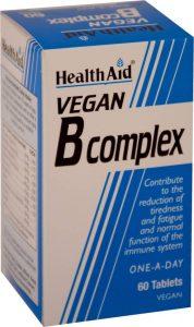 6. HealthAid Vitamin B- complex