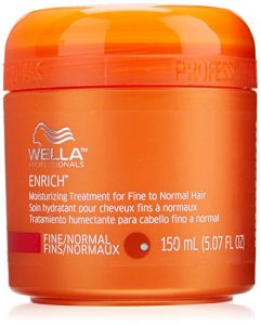 7. Wella Enrich Moisturizing Treatment