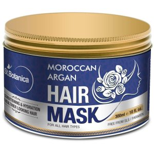 3. StBotanica Moroccan Argan Hair Mask