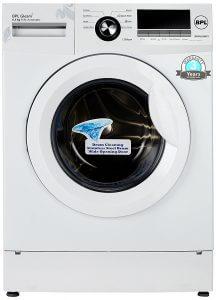 4. BPL 6.5 kg Fully-Automatic Front Loading Washing Machine (BFAFL65WX1, White)
