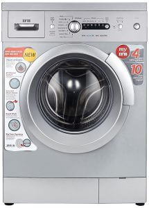 9. IFB 6 kg Fully-Automatic Front Loading Washing Machine Diva Aqua SX
