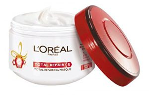 2. L'Oreal Paris Hair Total Repair 5 Masque
