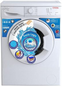 8. Onida 5.5 kg Fully-Automatic Front Loading Washing Machine (WOF5508NW, White)