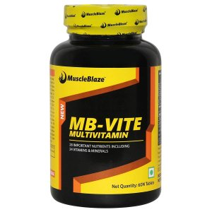4. MuscleBlaze VITE Multivitamin
