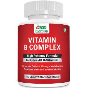2. Pro Nutrition vitamin B Complex