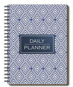 8. Nourish A5 Size Daily Planner