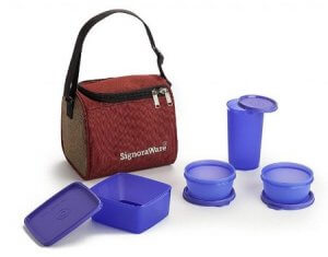 6. Signoraware Best Lunch Box
