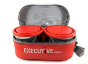 3. Milton Executive Lunch Insulated Tiffin Box