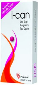 3. PIRAMAL I-Can Pregnancy Test Kit