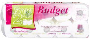 9. BEETA TISSUES Budget Toilet Paper Roll