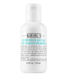 6. Kiehl's Supremely Gentle Eye Makeup Remover