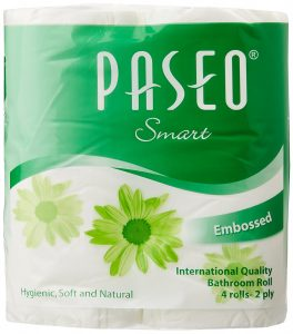 6. PASEO TISSUES Toilet Roll