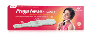 2. MANKIND Prega News Advance Pregnancy Test