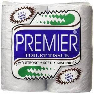 8. PREMIERToilet Tissue Roll