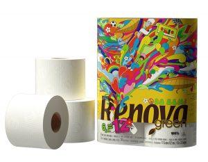10. RENOVA Green Toilet Paper