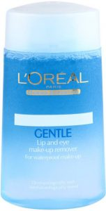 3. L'Oreal Paris Dermo Expertise Lip and Eye Make-Up Remover