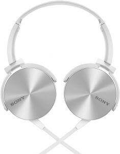 1. Sony MDR-XB450