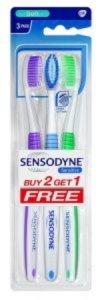 7. Sensodyne Sensitive Toothbrush