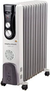 5. Morphy Richards OFR 11-Fin Oil Filled Heat Radiator