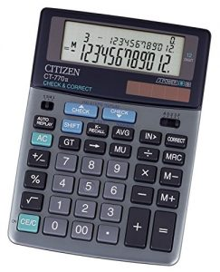 2. Citizen Desktop Ct770 II