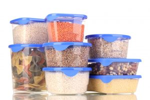Lightweight, Easy-to-Use, and Unbreakable Plastic Containers